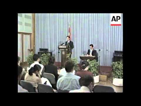 UK: LONDON: DALAI LAMA SPEAKS ON TIBET'S RELATIONS WITH CHINA