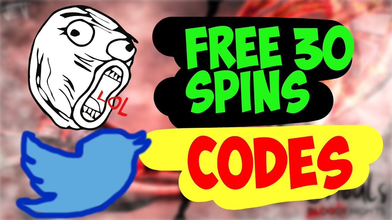 Free 38 Spins Codes Ghouls Bloody Nights Roblox Youtube