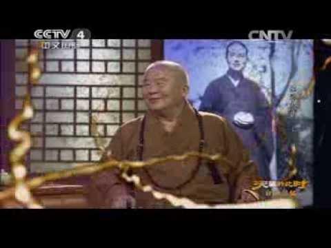 20131231 《天涯共此时》 台海记忆:星云大师(上)