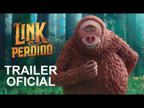 Link Perdido | Trailer Oficial | Dublado HD