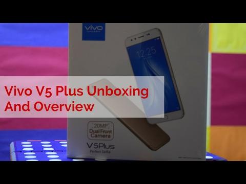 Vivo V5 Plus Review Videos