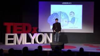 """Attention, distraction and the war in our brain"" : Jean-Philippe LACHAUX at TEDxEMLYON"