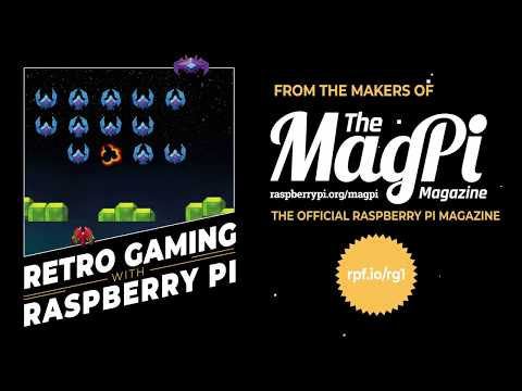 New book: Retro Gaming with Raspberry Pi