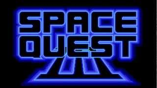 Space Quest III - Intro/Opening - (Roland MT-32) MS-DOS Game