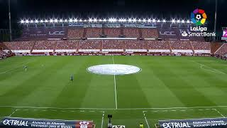 Calentamiento Albacete BP vs CD Leganés