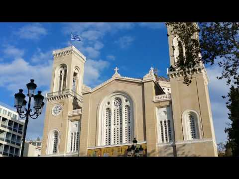 The Metropolitan Cathedral of Athens aka Metropolis (Athens, Greece)