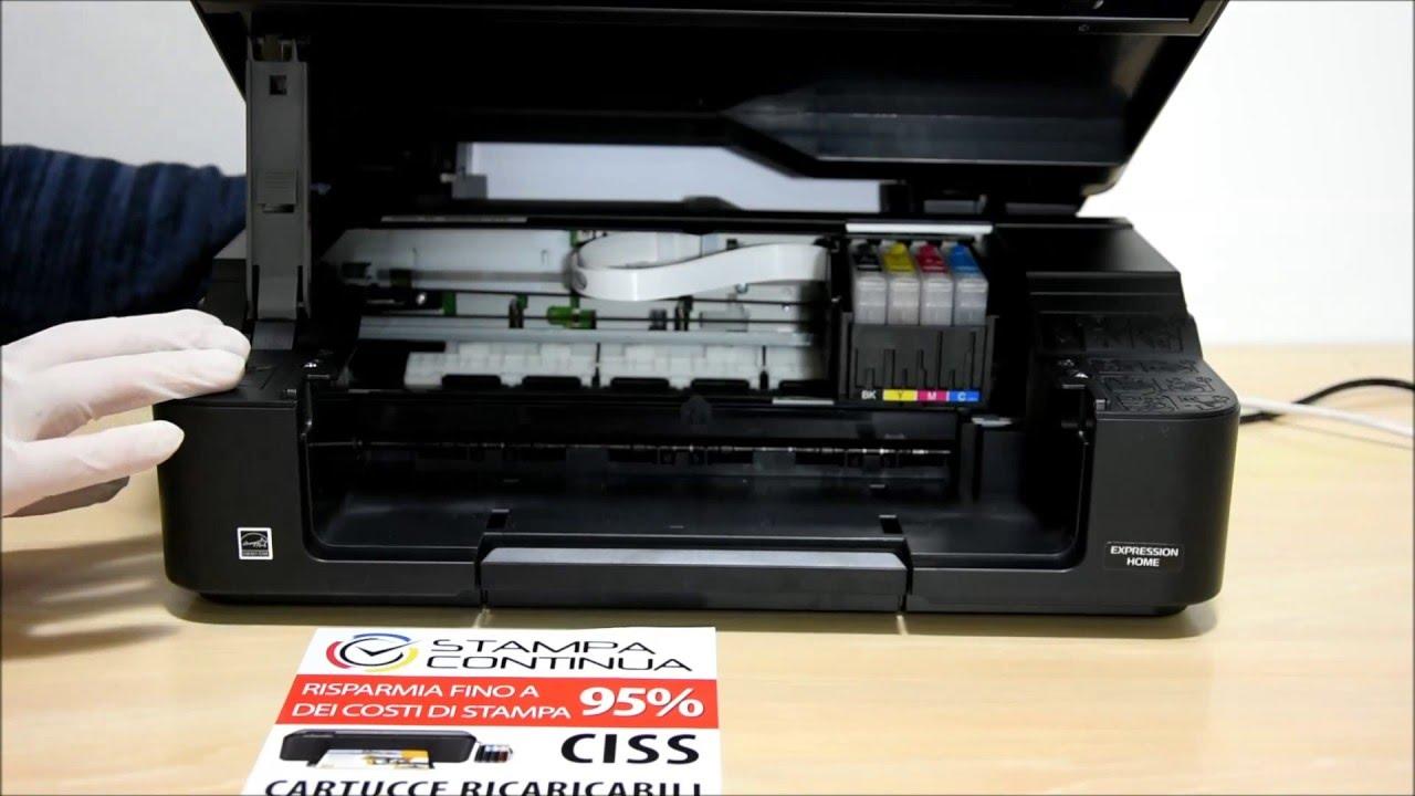 4 colors XP231 XP241 cartridge For Epson T2971 Refillable