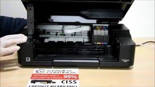 Come ricaricare  cartucce ricaricabili Epson 29, Come installare cartucce ricaricabili Epson XP235