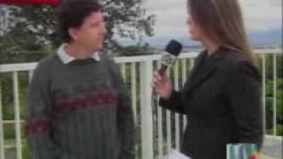 Eduardo Figureiro - (Figureiros de Taubaté) Entrevista à TV Vanguarda.