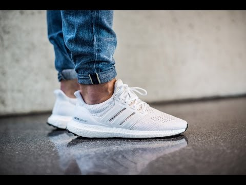 HOW TO CLEAN TRIPPLE WHITE ULTRA BOOST