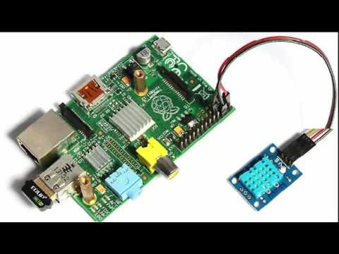 Raspberry Pi show real time sensor data in a graph Python