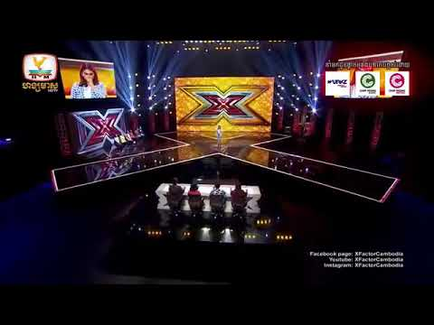 LISTEN COVER BY DALIN X FACTOR CAMBODIA