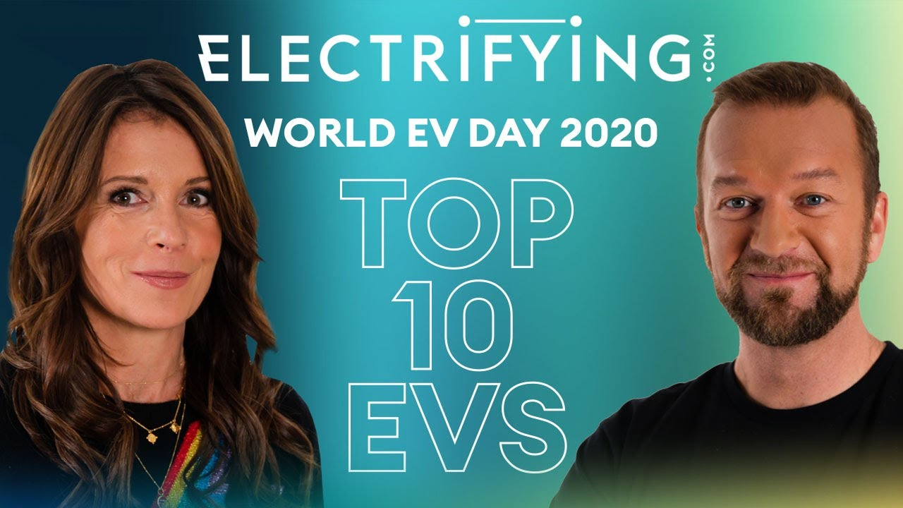Top 10 electric cars on sale – Ginny Buckley and Tom Ford pick their favourites / Electrifying