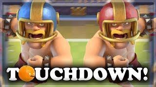 I Like Touchdown 🍊