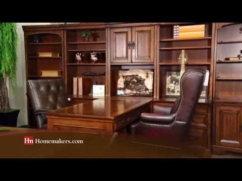 Home Office Furniture Video | Homemakers 2014