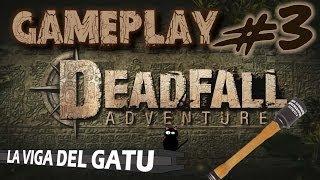 [Gameplay] Deadfall Adventures #3 [PC-Español-1080p]