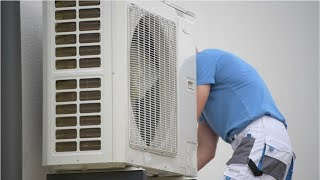 Heating, Air Conditioning, and Refrigeration Mechanic and Installer Career Video