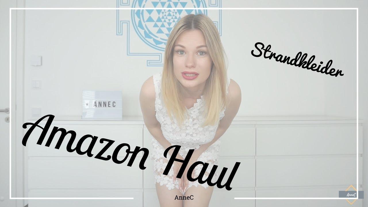 Amazon strandkleid