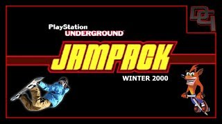 PlayStation Underground Jampack | Cool Boarders 2001 & Crash Bash