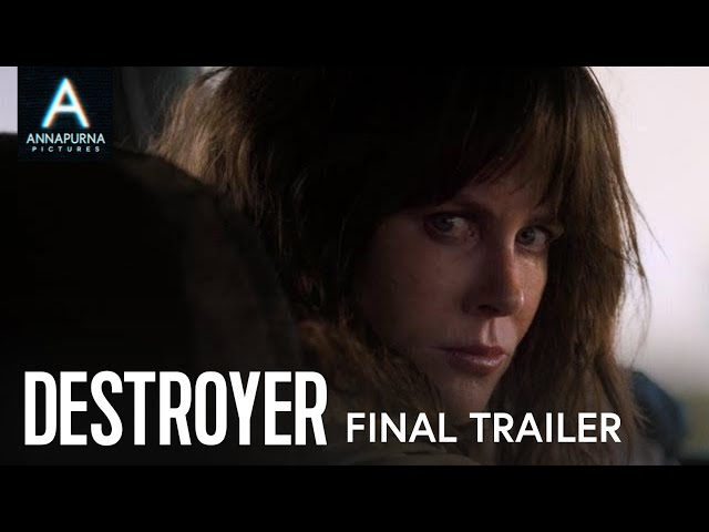 DESTROYER | Final Trailer