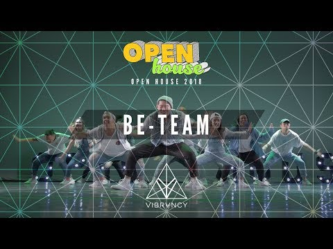 Be-Team | Open House Showcase 2018 [@VIBRVNCY Front Row 4K]