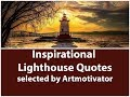 Inspirational Lighthouse Quotes