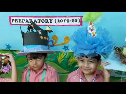 FUNNY HAT COMPETITION (PREP)