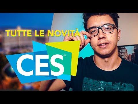 Novità FOTO e VIDEO al CES 2018! - #news