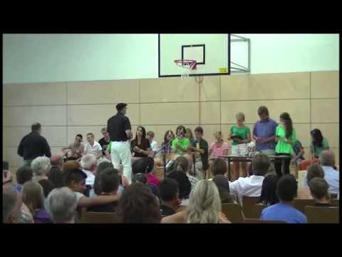 Einblicke in die Percussionklasse
