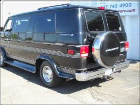 1995 Gmc Vandura Elgin Il Youtube