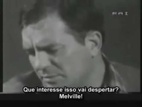 Entrevista de Fernanda Pivano a Jack Kerouac; RAI TV Milán, 1966 legendado Português Br