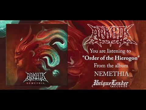 Arkaik - 'Nemethia' (FULL ALBUM HD AUDIO)