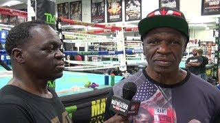 Anthony Joshua vs. Deontay Wilder predictions from the Mayweather Boxing Club (w/ Jeff Mayweather)
