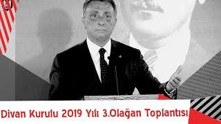 Divan Kurulu 2019 Yılı 3. Olağan Toplantısı