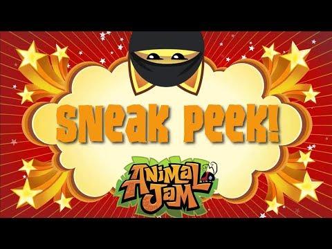 Animal Jam VidCon Themed Sneak Peek!
