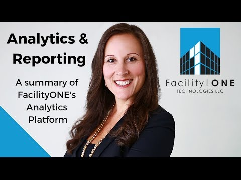 SMARTPRINT Alpha™ Analytics Capabilities from FacilityONE® Technologies