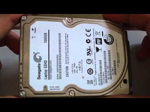 "Seagate SSHD 2.5"" 1To - Mes impressions"