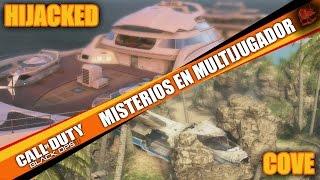 CoD: Black Ops II | MEM | Misterios en Hijacked y Cove
