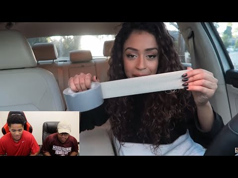 Thumbnail: Liza Koshy | No more?!? NOT DRIVING WITH LIZZZA! | Reaction