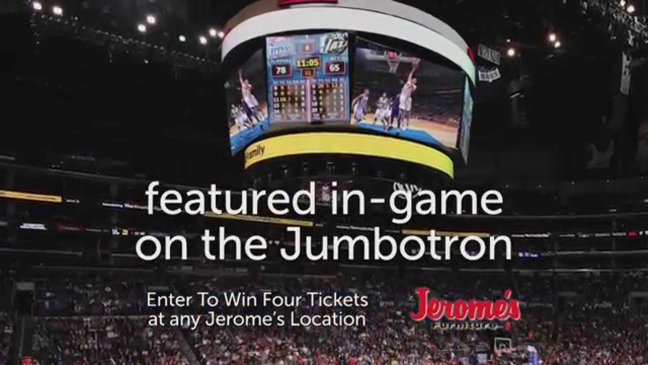 Jeromeu0027s Furniture The Official Furniture Store Of The LA Clippers