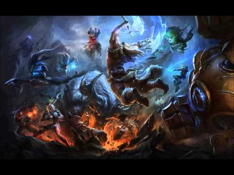 The U.L.T.I.M.A.T.E. ┏|] League of Legends [|┓- Playlist ♪ (Vol. 5)