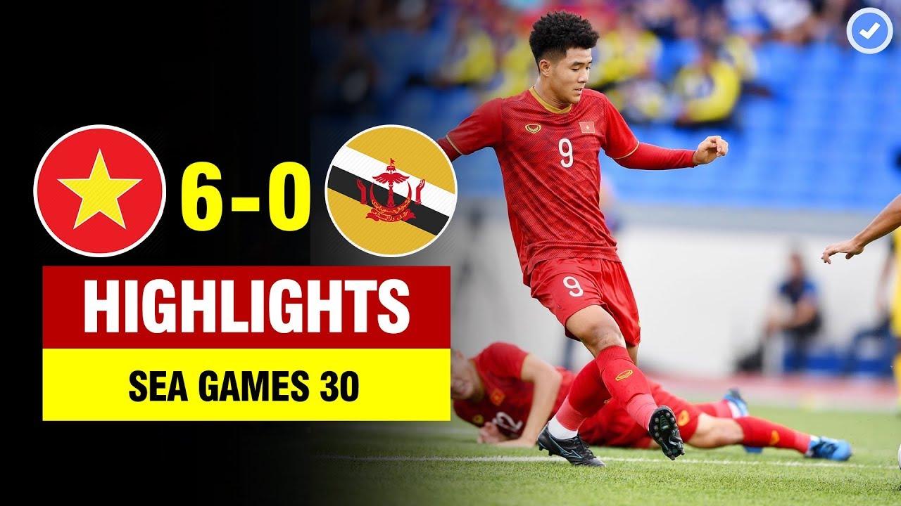 Photo of Highlights Việt Nam 6-0 Brunei   Đức Chinh lập poker thần thánh – U22 VN hủy diệt đối thủ 25/11/2019