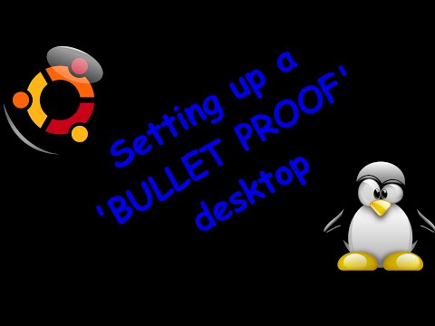 Bullet proof installation OS installation for business, or home with backup, and partitioning.