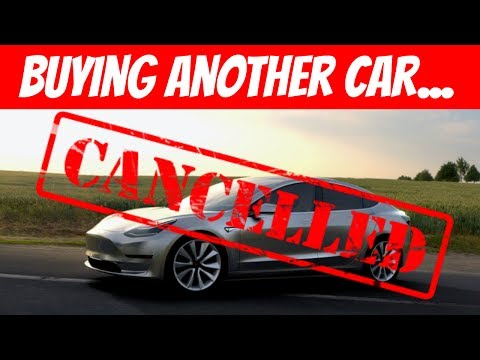 Thinking About Canceling My Model 3 Reservation | Maybe After This Video You Will Too...