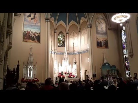 Emmanuel Catholic Church Epiphany 2016 (We Three Kings of Orient Are)