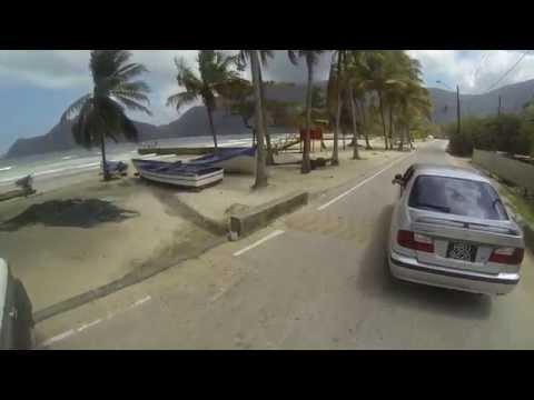 130227 Trinidad - Las Cuevas to Damien's Bay, Blanchisseuse & Maracas