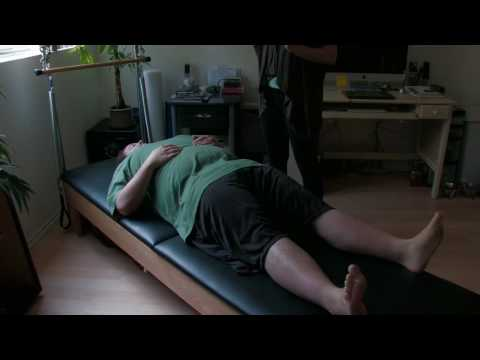 The Flying Fat Guy  Web Log 13  Pilates!!!