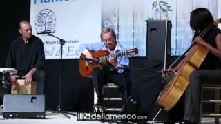 Serranito en concierto. Tio Luis el de la Juliana