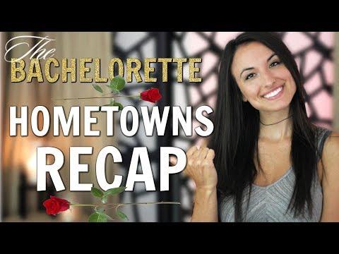 Bachelorette Hannah B Hometowns Recap | Week 9