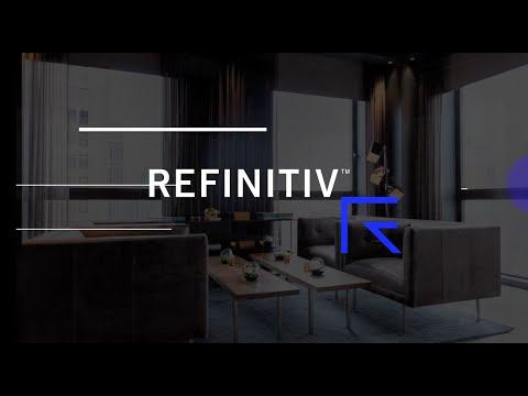 Refinitiv and the DocuSign Agreement Cloud for Salesforce